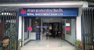 नेपाल इन्भेष्टमेन्ट बैंकलाइ 'बैंक अफ द इयर'अवार्ड