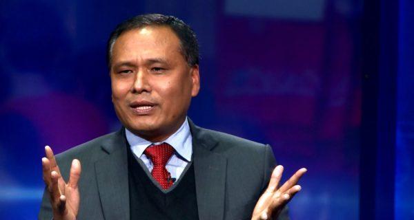 नेपाल धेरैजसो एजेन्टले चलाउने देश हो । (विशेष अन्र्तवार्ता )